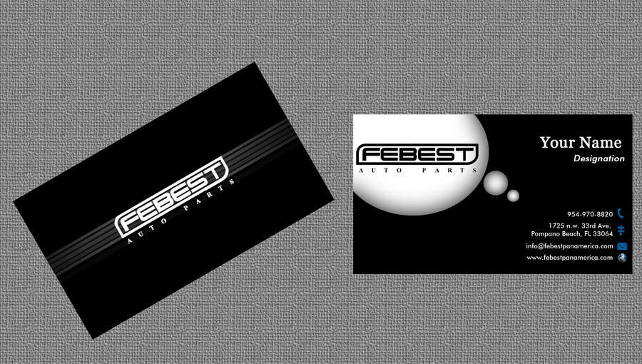 Entry 29 by masumulhaque for design some business cards for our contest entry 29 for design some business cards for our auto parts company reheart Gallery