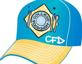 #82 for Icon or Button Designs for collegefooddish.com af semum