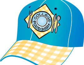 #83 para Icon or Button Designs for collegefooddish.com por semum