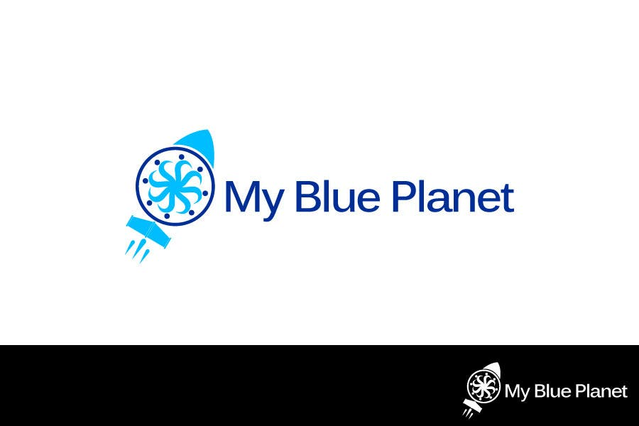 #35 for My blue planet by graphics8