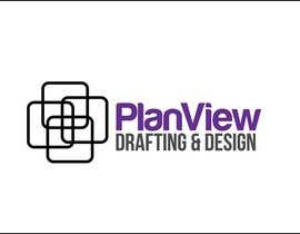 nº 8 pour Design a Logo for PlanView Drafting & Design par iakabir