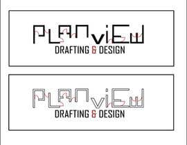 #32 para Design a Logo for PlanView Drafting & Design por jinupeter