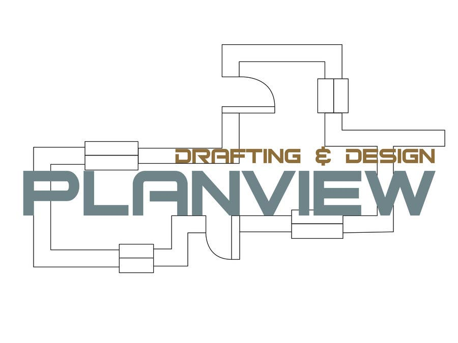 Bài tham dự cuộc thi #41 cho Design a Logo for PlanView Drafting & Design