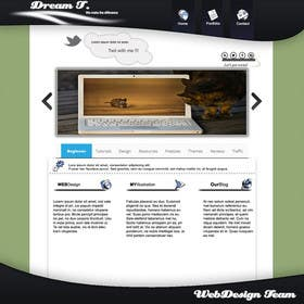 #7 for Web Design for Youth Outdoor Adventure and Service Organization website by allynutz