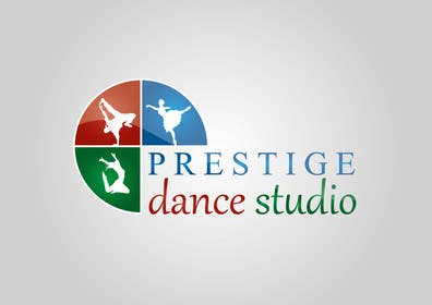 #56 para Design a Logo for Prestige Dance Studio por ZenoDesign