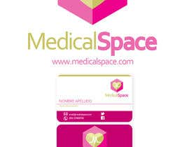 #45 para Branding Medical-Space de MaikyMike