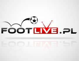 #98 para Design logo for footlive.pl por Wbprofessional