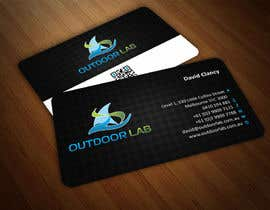 #51 cho Design some Business Cards for Outdoor Lab *UPDATE* bởi ezesol