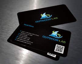 #58 cho Design some Business Cards for Outdoor Lab *UPDATE* bởi ezesol