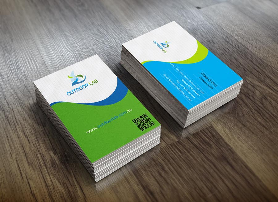 Bài tham dự cuộc thi #17 cho Design some Business Cards for Outdoor Lab *UPDATE*