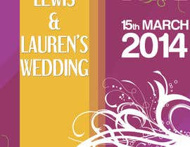 #24 untuk DESIGN SOME POSTERS FOR OUR ENGAGEMENT PARTY oleh AbhilashSundar