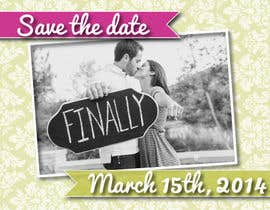 #9 for DESIGN SOME POSTERS FOR OUR ENGAGEMENT PARTY by AmandaWoodman