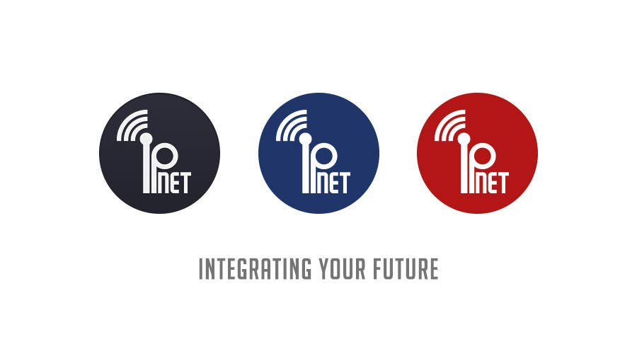 #74 for Design a Logo for IPNET by farmanahmed2007