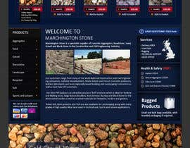 #8 for Design a Website Mockup for Marchington Stone by aleksejspasibo