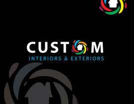 nº 15 pour Design a Logo for Custom Interiors and Exteriors par utrejak