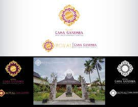 #96 for Design logo for a resort in Bali by GeorgeOrf