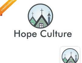 #61 para Design a Logo for Hope Culture por creativodezigns