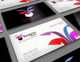 #7 para Design some Business Cards for an online store por midget