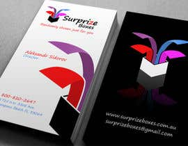 #9 para Design some Business Cards for an online store por midget