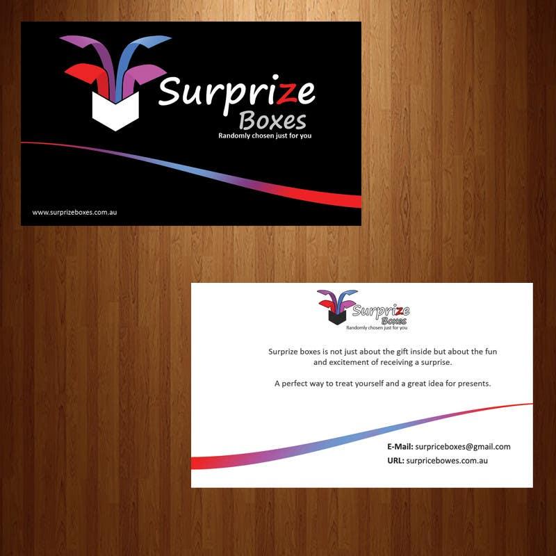 Kilpailutyö #27 kilpailussa Design some Business Cards for an online store