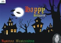 Contest Entry #3 for Design a Halloween postcard for a real estate agent