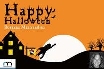 Contest Entry #1 for Design a Halloween postcard for a real estate agent