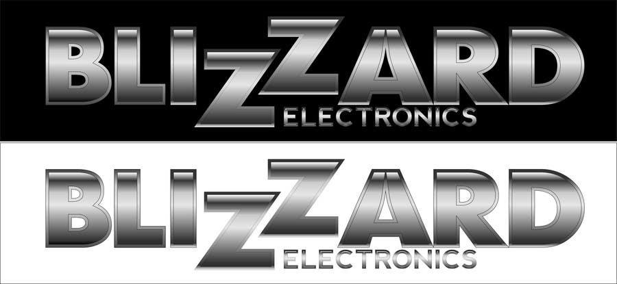 Inscrição nº 60 do Concurso para Design a Logo for Blizzard Electronics