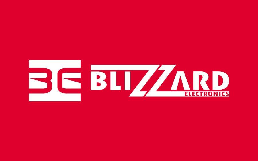 Inscrição nº 79 do Concurso para Design a Logo for Blizzard Electronics