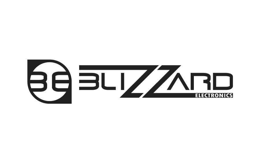 Bài tham dự cuộc thi #142 cho Design a Logo for Blizzard Electronics