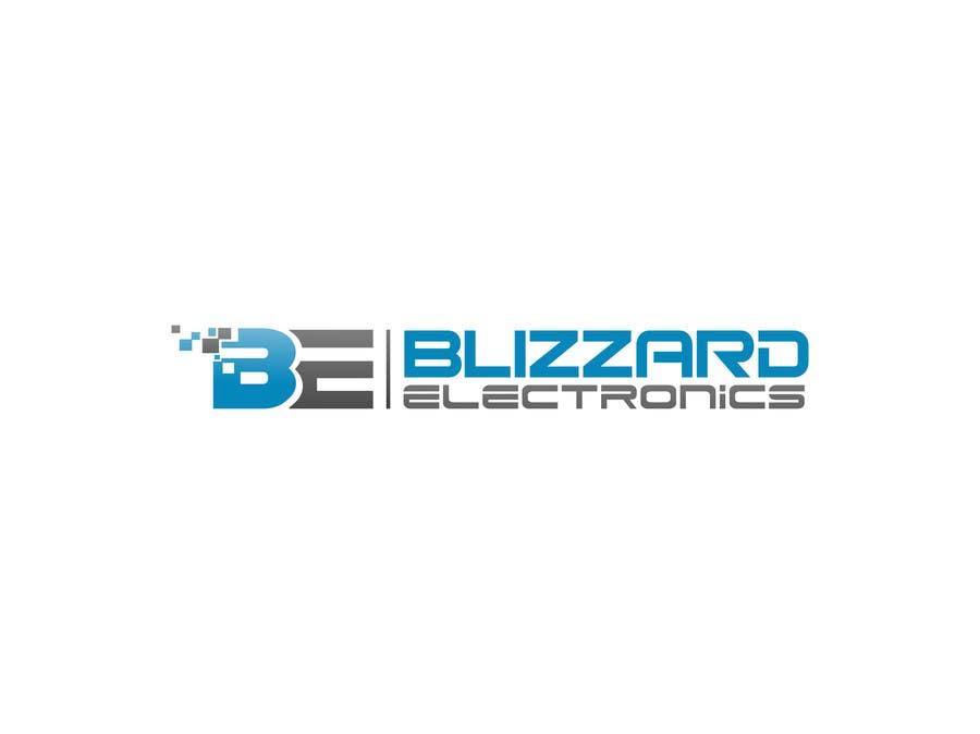 Bài tham dự cuộc thi #47 cho Design a Logo for Blizzard Electronics