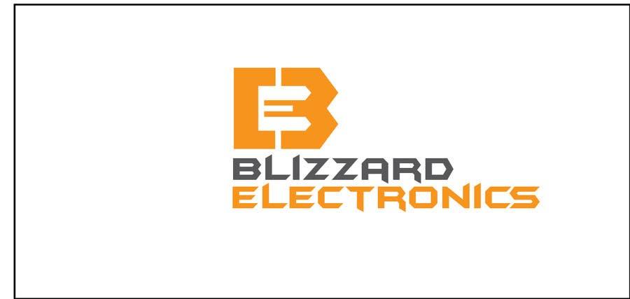 Inscrição nº 62 do Concurso para Design a Logo for Blizzard Electronics