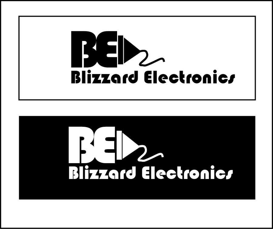 Bài tham dự cuộc thi #86 cho Design a Logo for Blizzard Electronics