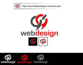 nº 134 pour Design a Logo for   99web-design.com par texture605
