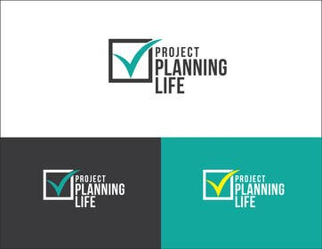 #76 for Design a Logo - Project Planning Life Blog by alizahoor001