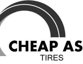 "nº 17 pour Design a trademark logo for  ""Cheap Ass Tires"" par Kamalkumar038"