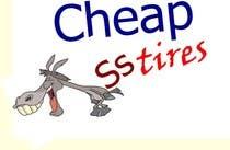 "Contest Entry #2 for Design a trademark logo for  ""Cheap Ass Tires"""