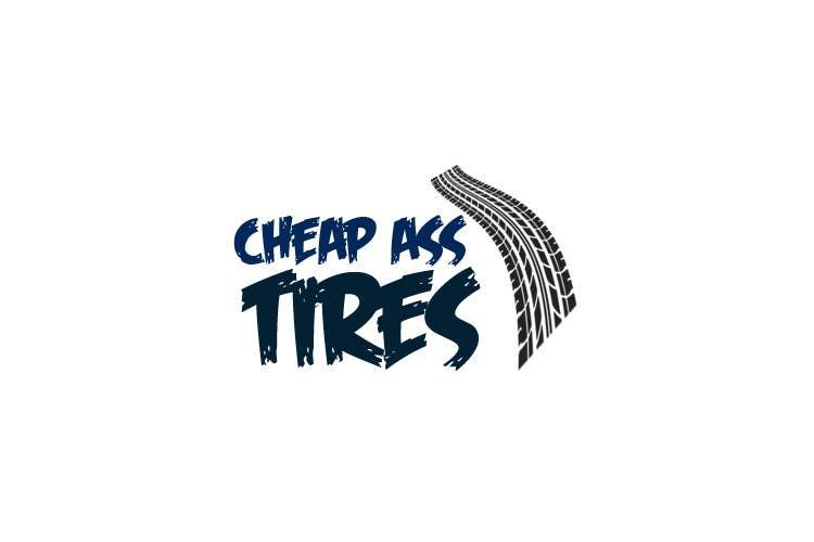 """Inscrição nº 64 do Concurso para Design a trademark logo for  """"Cheap Ass Tires"""""""