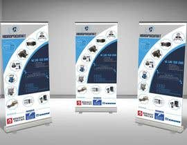 #16 para Design a roll up Banner de samiku06