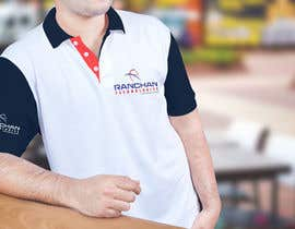 #7 para Design a corporate polo T-Shirt for company uniform de hiteshtalpada255