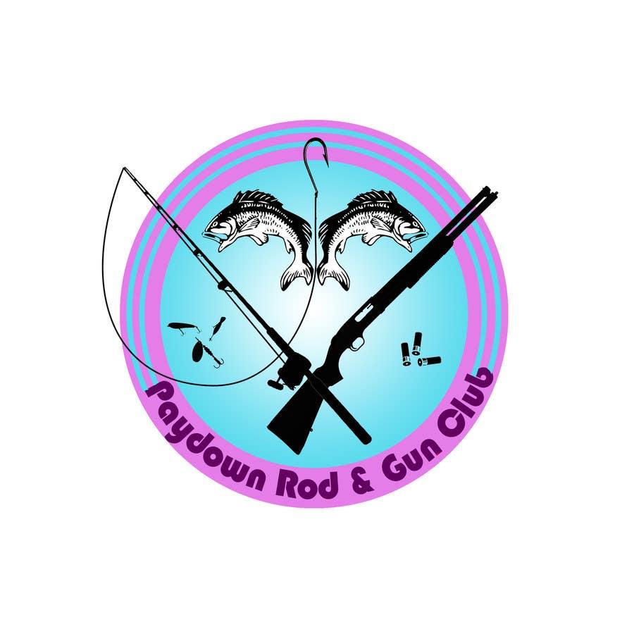 ผลงานการประกวด #9 สำหรับ Design a Logo - Paydown Rod & Gun Club