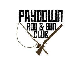 #15 para Design a Logo - Paydown Rod & Gun Club de Creationist1