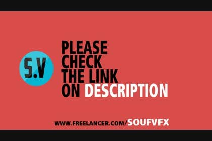 #2 para In need of a video intro for our youtube channel de soufvfx