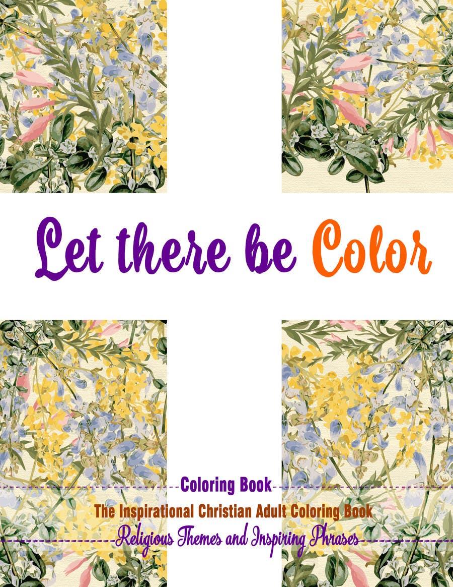 Participación en el concurso Nro.31 para Design a Coloring Book Cover