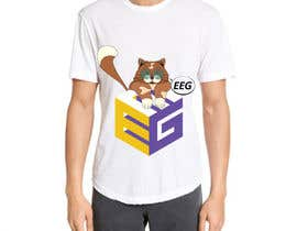 #30 para EEG Nation Design Two T-Shirt de AnnStanny