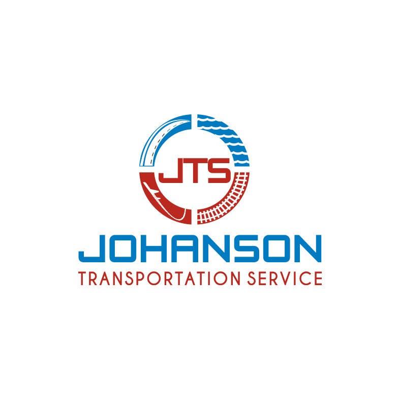 Participación en el concurso Nro.75 para JTS (Johanson Transportation Service) Logo Design