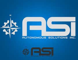 #124 para Logo Design for Autonomous Solutions Inc. por Jevangood