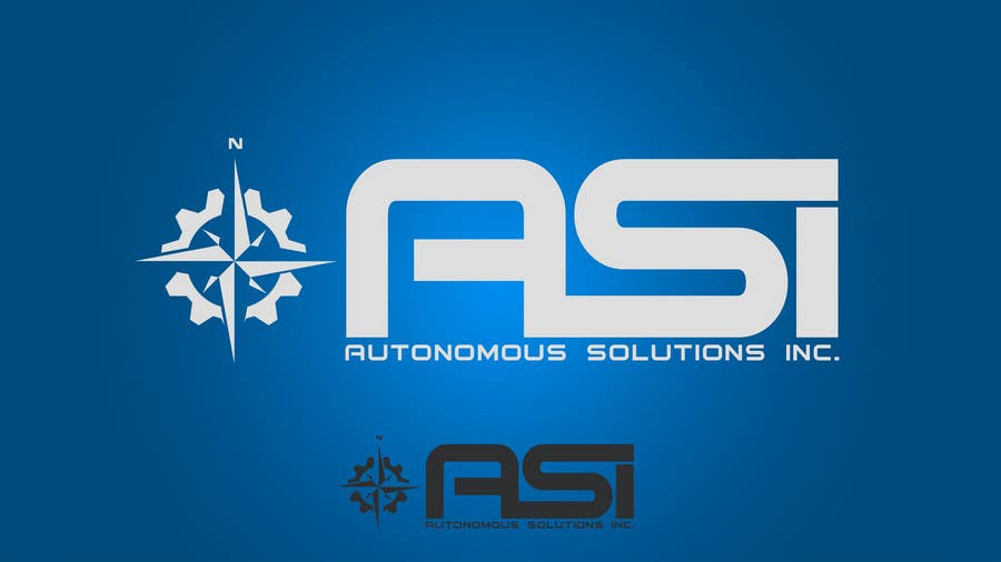 Entri Kontes #85 untukLogo Design for Autonomous Solutions Inc.