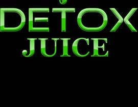 #18 para I need to development a logo for Detox Juice de vivekdaneapen