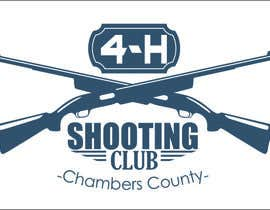 #1 สำหรับ Design a Logo for a 4-H Shooting Club โดย natser05