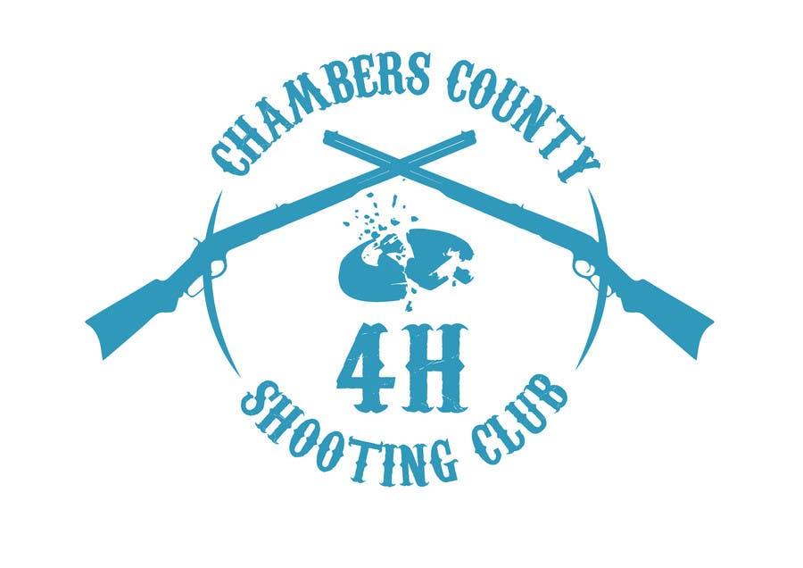 Participación en el concurso Nro.23 para Design a Logo for a 4-H Shooting Club